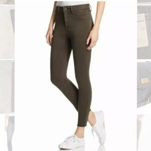 DL 1961 high rise jeans